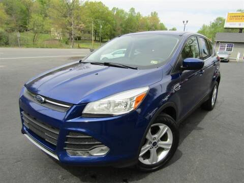 2014 Ford Escape for sale at Guarantee Automaxx in Stafford VA