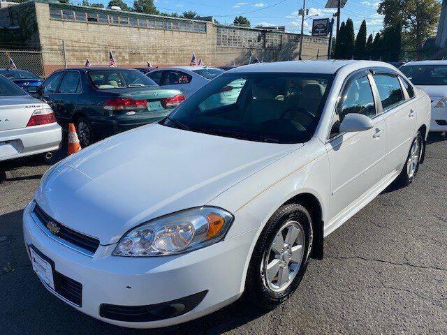 2010 Chevrolet Impala for sale at Exem United in Plainfield NJ