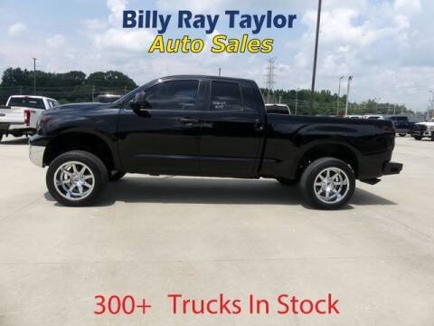 2007 Toyota Tundra for sale at Billy Ray Taylor Auto Sales in Cullman AL