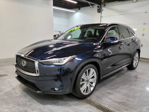 2020 Infiniti QX50 for sale at Redford Auto Quality Used Cars in Redford MI