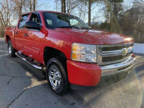2011 Chevrolet Silverado 1500 for sale at PM Auto Group LLC in Chantilly VA