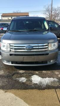 2010 Ford Flex for sale at Jarvis Motors in Hazel Park MI