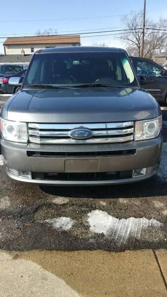 2010 Ford Flex for sale at Jarvis Motors in Hazel Park MI
