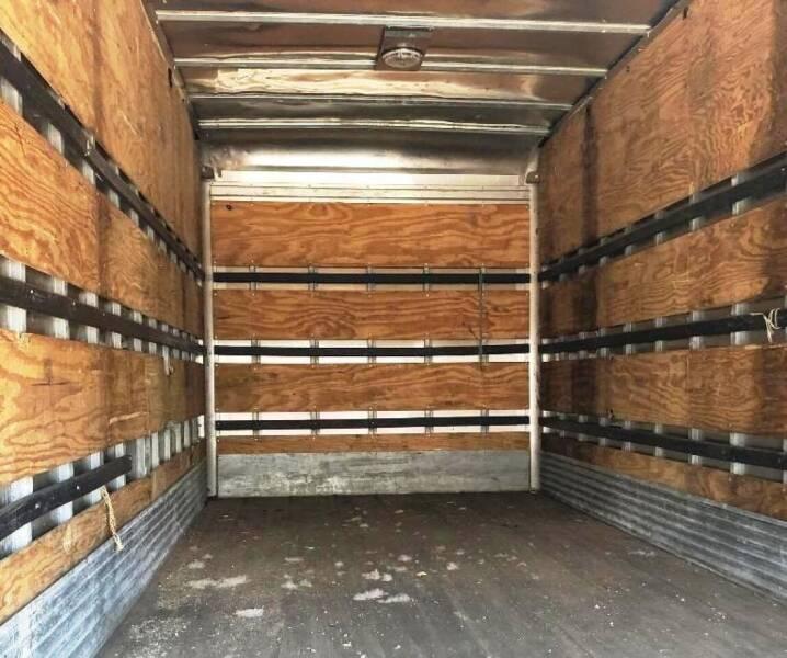 -1 20FT TransGlobal Alum. body  20FT TransGlobal Alum. body   - Hartford CT