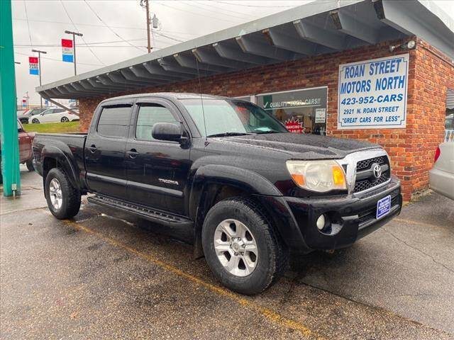2011 Toyota Tacoma for sale at PARKWAY AUTO SALES OF BRISTOL - Roan Street Motors in Johnson City TN