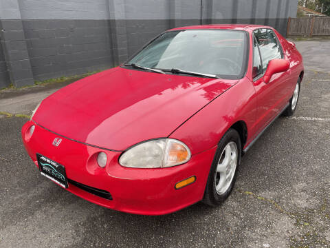 1995 Honda Civic del Sol for sale at APX Auto Brokers in Lynnwood WA