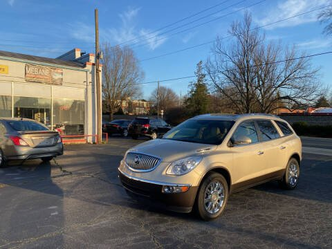 2012 Buick Enclave for sale at Mebane Auto Trading in Mebane NC