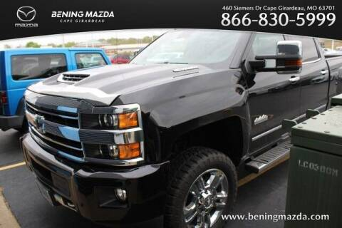 2019 Chevrolet Silverado 2500HD for sale at Bening Mazda in Cape Girardeau MO