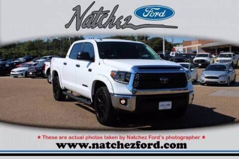 2019 Toyota Tundra for sale at Auto Group South - Natchez Ford Lincoln in Natchez MS