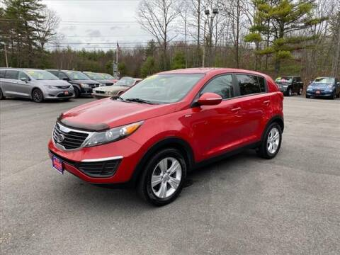 2012 Kia Sportage for sale at North Berwick Auto Center in Berwick ME