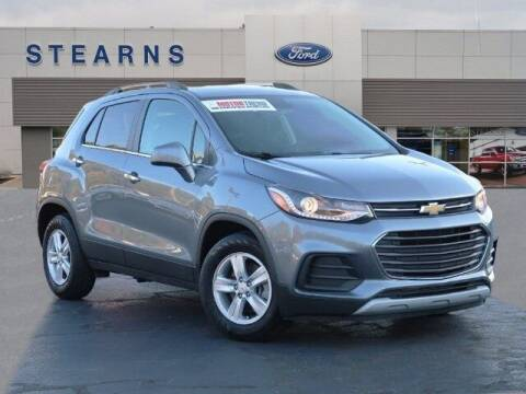 2019 Chevrolet Trax for sale at Stearns Ford in Burlington NC