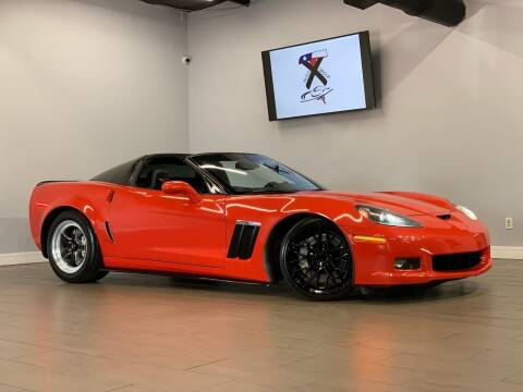 2013 Chevrolet Corvette for sale at TX Auto Group in Houston TX