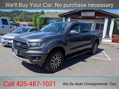 2019 Ford Ranger for sale at Platinum Autos in Woodinville WA