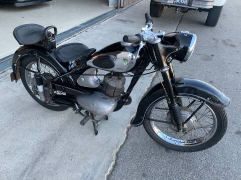 1954 DKW RT 250 2 for sale at CARS WITH CLASS in Santa Monica CA