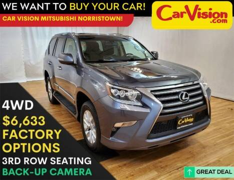 2017 Lexus GX 460 for sale at Car Vision Mitsubishi Norristown in Trooper PA