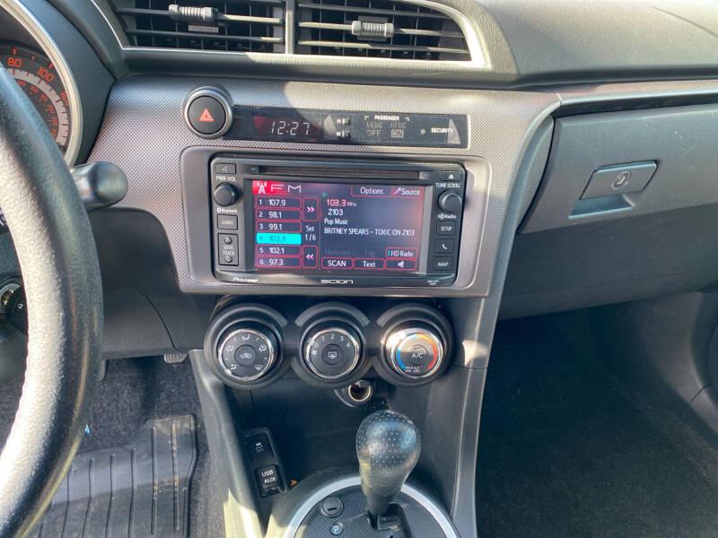 2014 Scion tC 2dr Coupe 6A - Idaho Falls ID