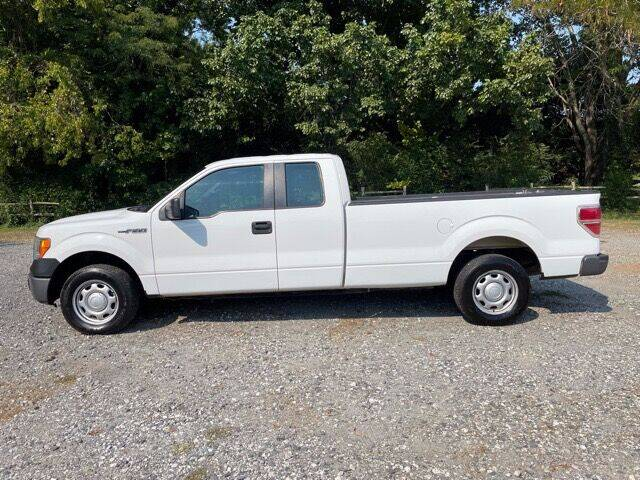 2013 Ford F-150 for sale at Mater's Motors in Stanley NC