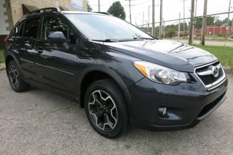 2013 Subaru XV Crosstrek for sale at VA MOTORCARS in Cleveland OH