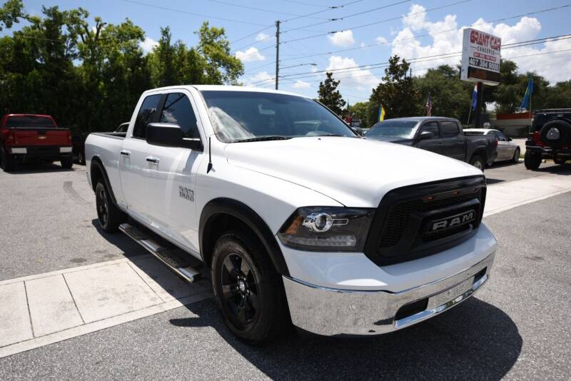 2017 RAM Ram Pickup 1500 for sale at Grant Car Concepts in Orlando FL