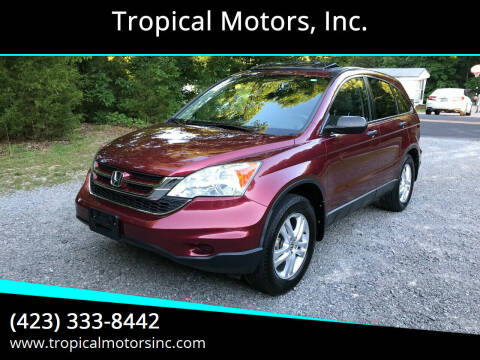 2011 Honda CR-V for sale at Tropical Motors, Inc. in Riceville TN