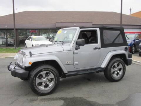 2016 Jeep Wrangler for sale at Lynnway Auto Sales Inc in Lynn MA