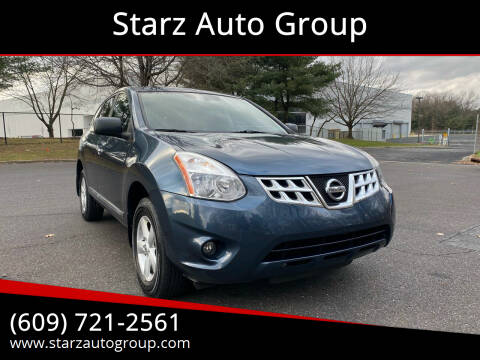 2012 Nissan Rogue for sale at Starz Auto Group in Delran NJ