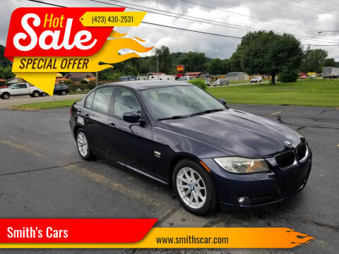 2010 BMW 3 Series for sale at Smith's Cars in Elizabethton TN