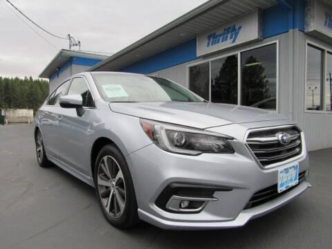 2018 Subaru Legacy for sale at Thrifty Car Sales SPOKANE in Spokane Valley WA