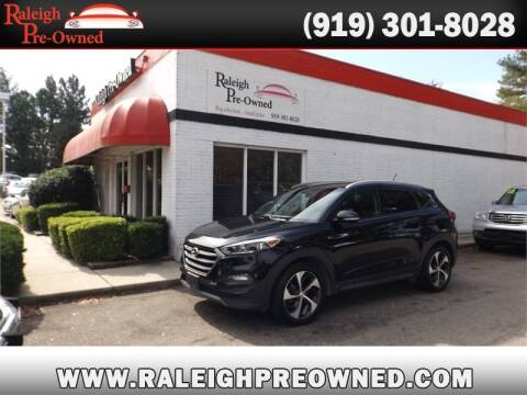 2016 Hyundai Tucson for sale at Raleigh Pre-Owned in Raleigh NC