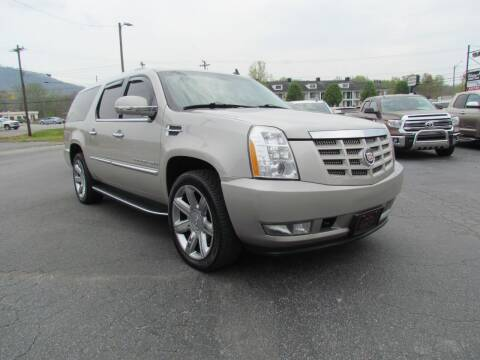 2008 Cadillac Escalade ESV for sale at Hibriten Auto Mart in Lenoir NC