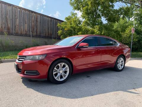 2014 Chevrolet Impala for sale at Posen Motors in Posen IL