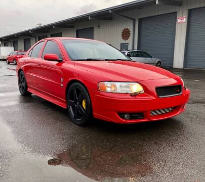 2005 Volvo S60 R for sale at DASH AUTO SALES LLC in Salem OR
