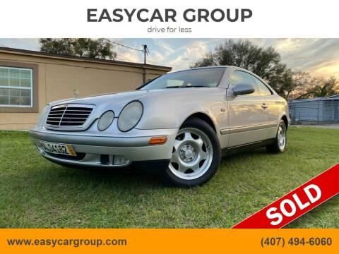 1999 Mercedes-Benz CLK for sale at EASYCAR GROUP in Orlando FL