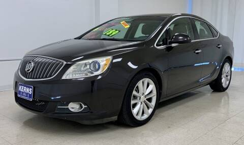 2012 Buick Verano for sale at Kerns Ford Lincoln in Celina OH