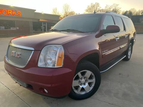 2007 GMC Yukon XL for sale at Gwinnett Luxury Motors in Buford GA