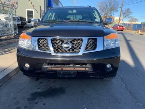 2008 Nissan Armada for sale at SUNSHINE AUTO SALES LLC in Paterson NJ