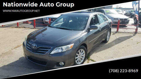 2011 Toyota Camry for sale at Nationwide Auto Group in Melrose Park IL