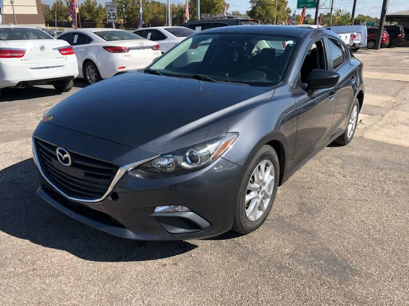 2014 Mazda MAZDA3 for sale at Ital Auto in Oklahoma City OK