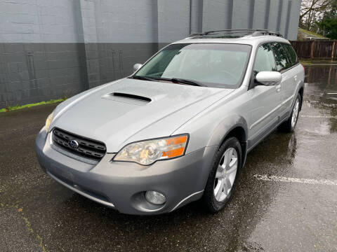 2006 Subaru Outback for sale at APX Auto Brokers in Lynnwood WA
