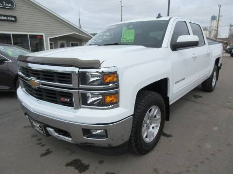 2015 Chevrolet Silverado 1500 for sale at Dam Auto Sales in Sioux City IA