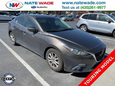 2015 Mazda MAZDA3 for sale at NATE WADE SUBARU in Salt Lake City UT