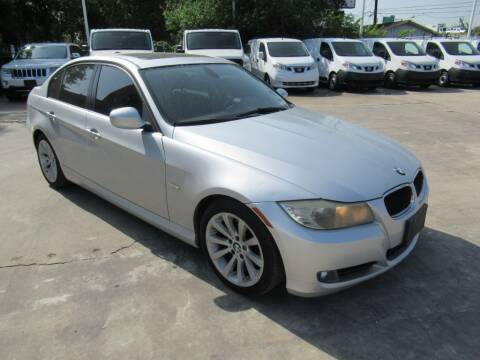2011 BMW 3 Series for sale at Lone Star Auto Center in Spring TX
