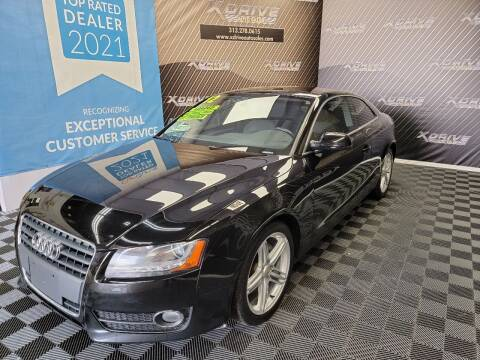2012 Audi A5 for sale at X Drive Auto Sales Inc. in Dearborn Heights MI