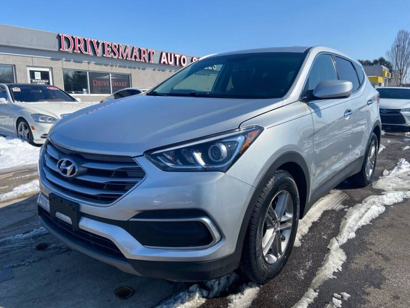 2018 Hyundai Santa Fe Sport for sale at DriveSmart Auto Sales in West Chester OH