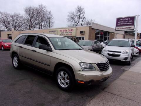 2006 Chrysler Pacifica for sale at Gregory J Auto Sales in Roseville MI