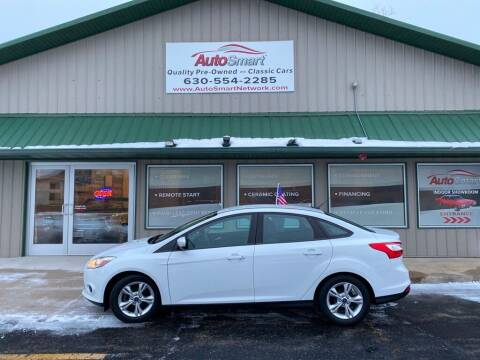 2014 Ford Focus for sale at AutoSmart in Oswego IL