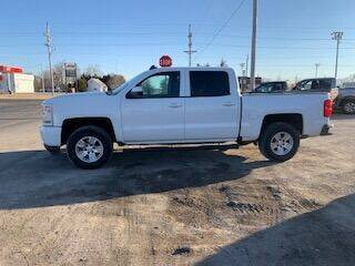 2016 Chevrolet Silverado 1500 for sale at J & S Auto in Downs KS