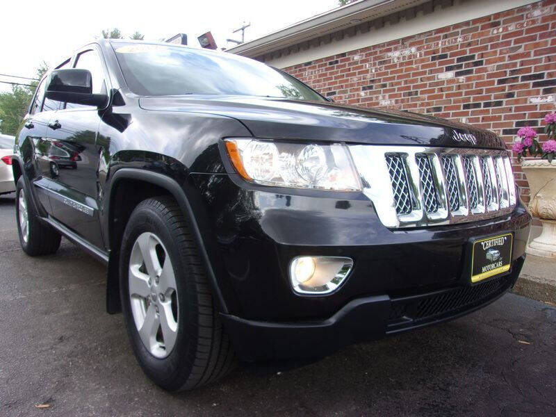 2012 Jeep Grand Cherokee for sale at Certified Motorcars LLC in Franklin NH