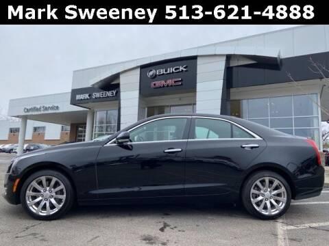 2018 Cadillac ATS for sale at Mark Sweeney Buick GMC in Cincinnati OH