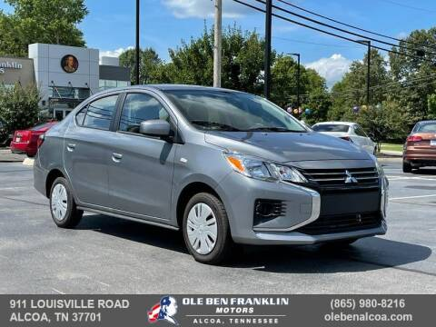 2021 Mitsubishi Mirage G4 for sale at Ole Ben Franklin Motors Clinton Highway in Knoxville TN